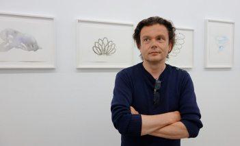 Jean-Michel Othoniel au CRAC à Sète - Aquarelles pour les sculptures de l'exposition