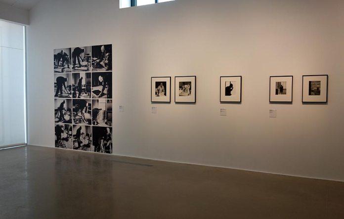 Alexander Liberman et Kay Bell-Reynal, portraits de Dubuffet - L'outil photographique Rencontres Arles 2017