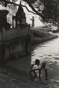 Benares, 1970, Photographie de William Gedney avec l'accord de la bibliothèque David M. Rubenstein Rare Book & Manuscript Library at Duke University