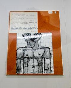 Fiche du Petit sergent-major, le Grand Fichier, vers 1960 - L'outil photographique Rencontres Arles 2017