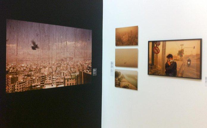 Iran, Année 38 - Rencontres Arles 2017 - La crise environnementale