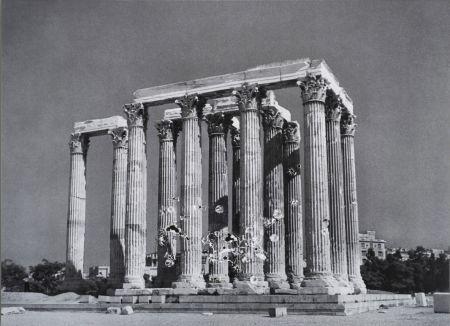Le Temple de Zeus, Athènes, 2016 © Dune Varela