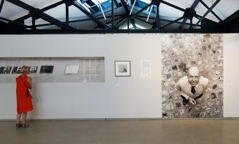 L'outil photographique Rencontres Arles 2017 - Vue de l'exposition - Art Brut