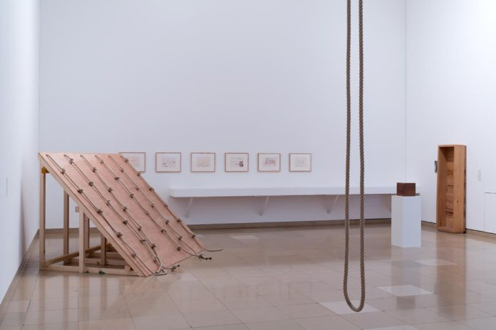 A different way to move - Minimalismes - Salle 1 Photo (c) Cédrick Eymenier