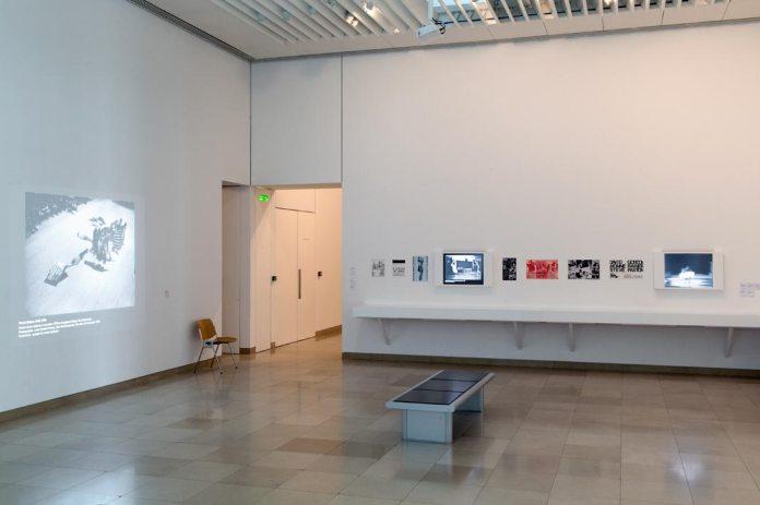 A different way to move - Minimalismes - Salle 3 Photo (c) Cédrick Eymenier