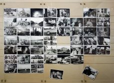 Annie Leibovitz Archive Project #1 The Early Years  - Luma Arles - Vue de l'exposition
