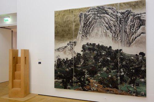 Passion de l'art, galerie Jeanne Bucher Jaeger depuis 1925 au Musée Granet - Dani Karavan et Yang Jiechang