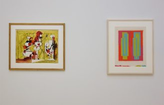 Passion de l'art, galerie Jeanne Bucher Jaeger depuis 1925 au Musée Granet - Motherwell et Albers