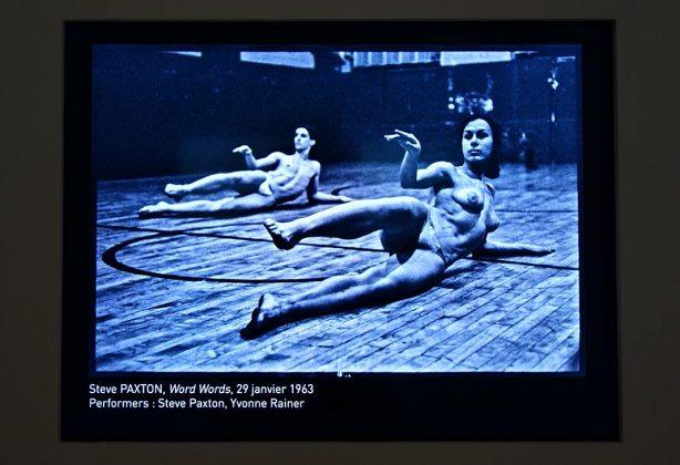 Photographies de performances - The Judson Dance Theater et autour, 1962-72 - A different way to move - Minimalismes