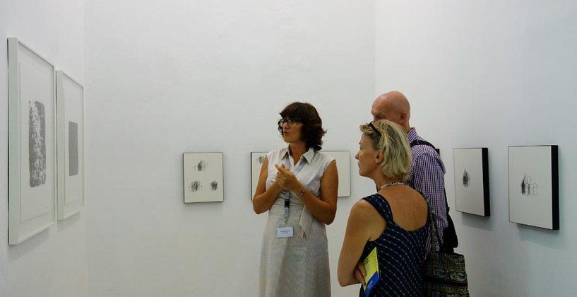 Anne-Valérie Gasc - Artiste invitée- Pareidolie 2017, Marseille