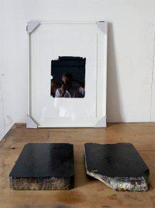 Anne-Valérie Gasc, Twenty six Blank Rocks - Atelier de l'artiste, Friche Belle de Mai, Marseille