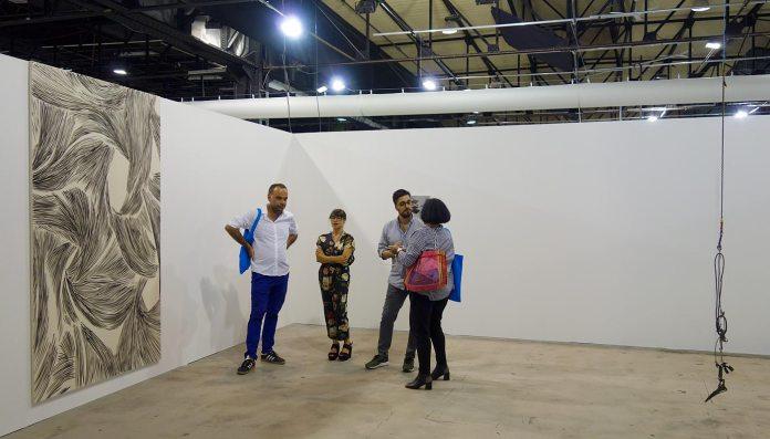 Antoine Levi - Art-O-Rama 2017, Marseille