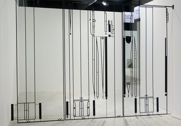 Berdaguer & Péjus, Smith, Norman, Carlos, Mexico 68 - Mécènes du sud - Art-O-Rama 2017, Marseille