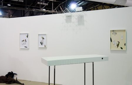 Chertlüdde, Alvaro Urbano, Utopias are for Birds - Art-O-Rama 2017, Marseille