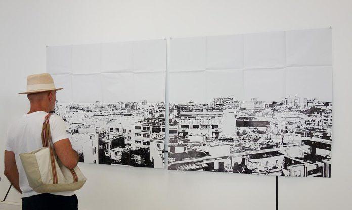 Espace de l'Art Concret, centre d'art contemporain - EAC (Mouans-Sartoux) - Pareidolie 2017, Marseille