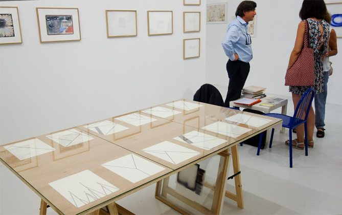 Galerie Bernard Jordan (Paris, Zurich, Berlin) - Pareidolie 2017, Marseille