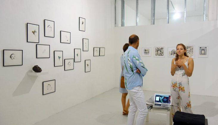Galerie C (Neuchâtel) - Pareidolie 2017, Marseille