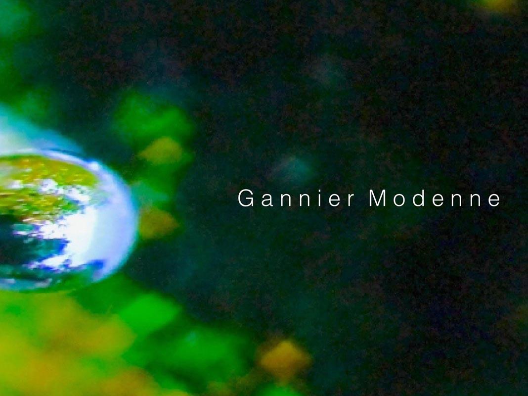 Gannier Modenne - Art-Cade Galerie Bains Douches 2017