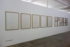 Giulia Manset - Galerie Virginie Louvet (Paris) - Drawing room 017 - La Panacée Montpellier