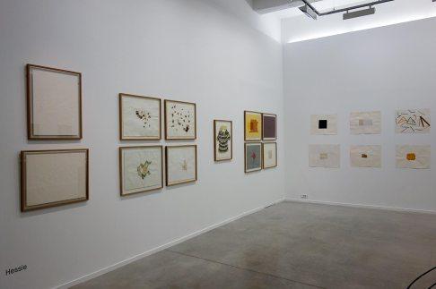 Hessie - Galerie Arnaud Lefebvre (Paris) - Drawing room 017 - La Panacée Montpellier