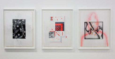 Hippolyte Hentgen - Iconoscope (Montpellier) - Drawing room 017 - La Panacée Montpellier