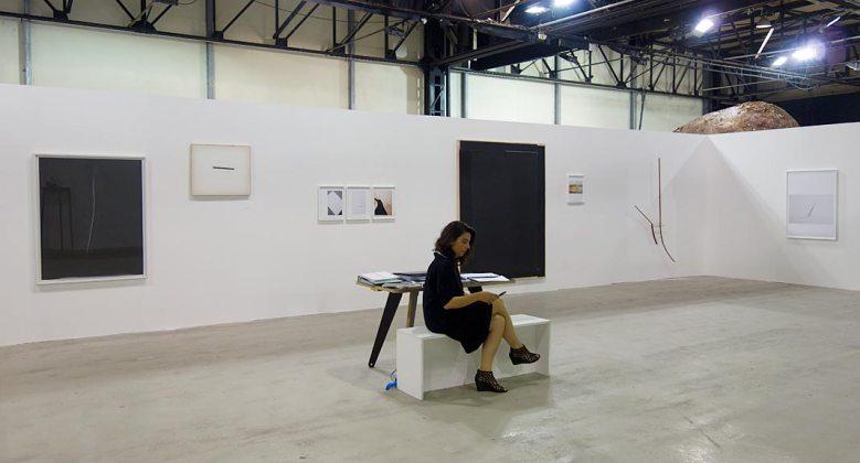 Hunt Kastner - Art-O-Rama 2017, Marseille