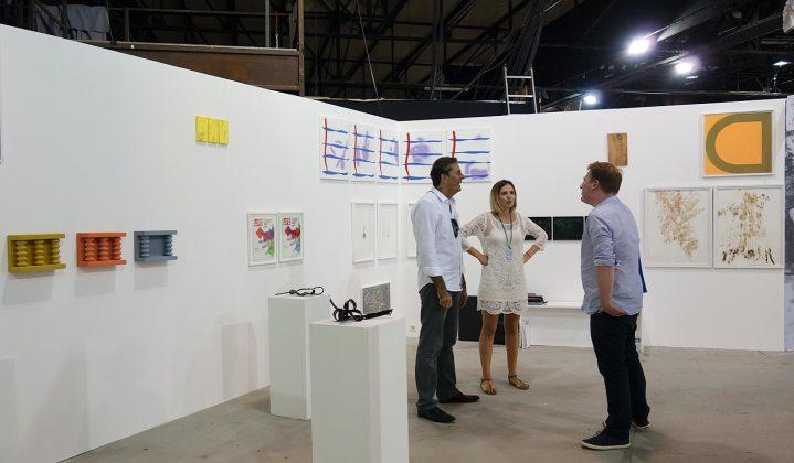 ICA - Art-O-Rama 2017, Marseille