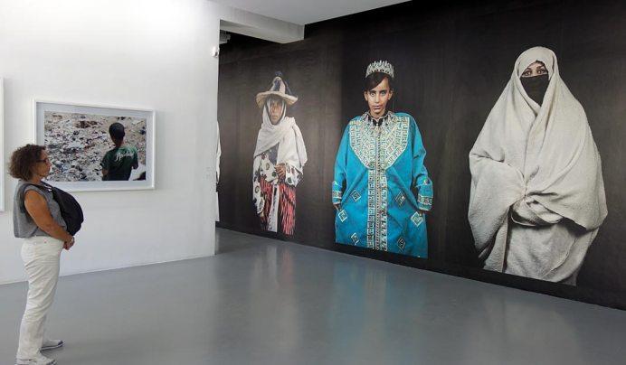 Leila Alaoui, Les Marocains, 2010-2011 - Je te pardonne à la Collection Lambert