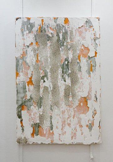 Manoela Medeiros, Ruine IV, 2017 - Falling Walls - Double V Gallery