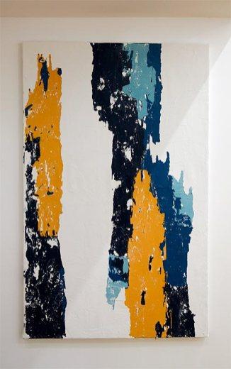 Manoela Medeiros, Ruine II, 2017 - Falling Walls - Double V Gallery