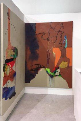 Nina Tomàs, Prix ESADMM- Art-O-Rama 2017, Marseille