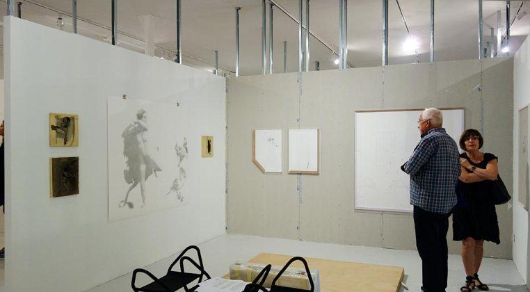 Projektraum Viktor Bucher (Vienne) - Pareidolie 2017, Marseille