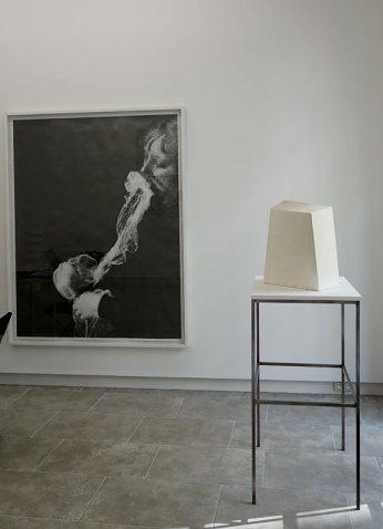 Tjeerd Alkema, Sans titre et Eric Manigaud, Stanislawa P., 2012 - White Spirit à la galerie ALMA