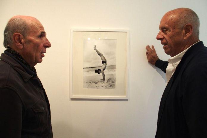 Gilles Mora et Ralph Gibson au Pavillon Populaire - Montpellier - Photo Pavillon Populaire