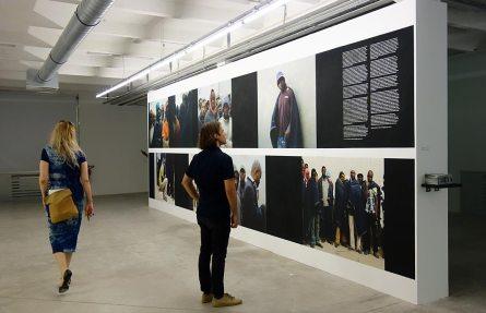 Samuel Gratacap, Centre de détention pour migrants, Zaouia, Libye, 2014