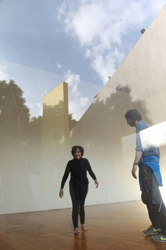 Simon Starling et Pilar Pellicer. Museo Experimental El Eco, San Rafael