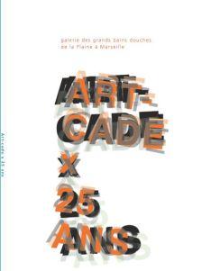 Catalogue Art-cade x 25 ans