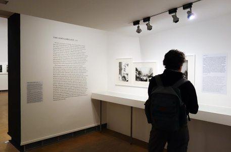 Ralph Gibson - La trilogie, 1970-1974, Pavillon Populaire, Montpellier - The Somnambulist
