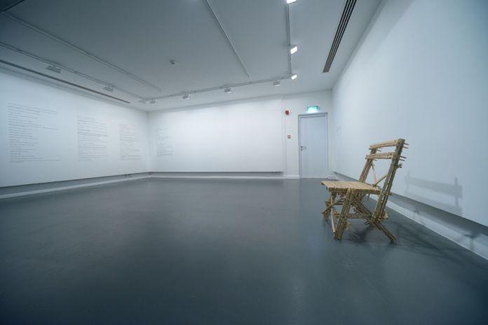 Saâdane Afif , «Heritages» - 11e Biennale de Sharjah, 2013