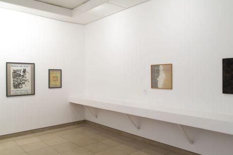 Supports-Surfaces Les origines 1966-1970 - Carré d'Art, Nîmes - Salle 3b © C. Eymenier