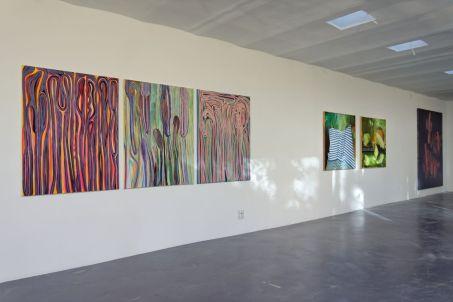 Vue d'exposition Art-cade x 25ans. © Michel Disnet