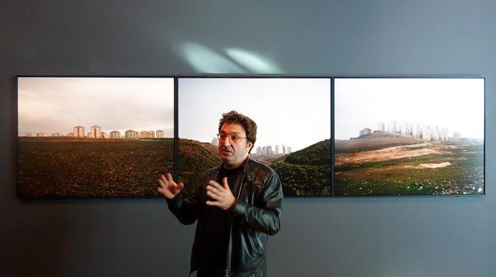 Serkan Taycan, Shell, 2010-2013 - Connectivités au Mucem - La Méditerranée aujourd'hui