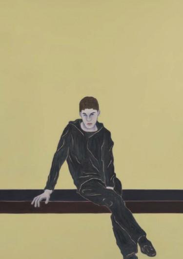 Djamel Tatah, Untitled, 2016