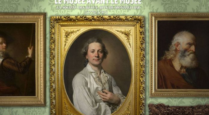 Le Musée avant le Musée - La Société des beaux-arts de Montpellier (1779-1787)