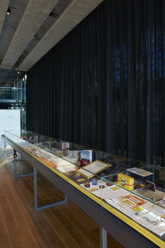 Sentiers Métropolitains - Exposition Connectivités Nov 2017 (c) François Deladerriere