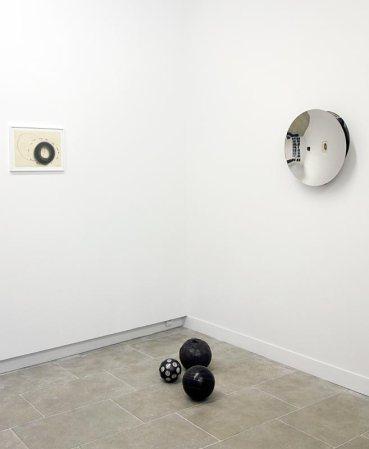 Vladimir Skoda, Galerie ALMA, vue de l'exposition, 2017