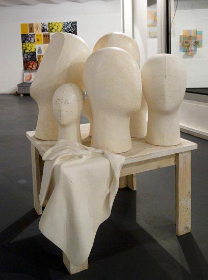 Dominique Angel - art-cade x 25 ans. Art-cade, Galerie des grands bains douches de la plaine