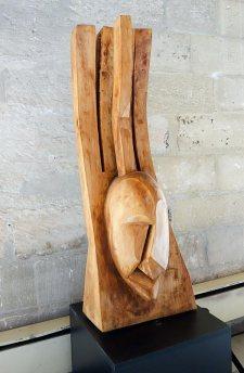 Jems Robert Kokobi, Protection, 2007. Les Eclaireurs - Grand Tinel, Palais des Papes