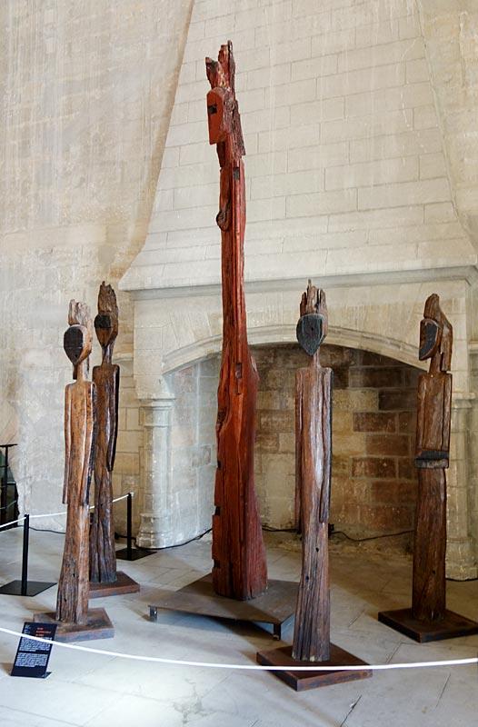 Nicolas Dalongeville aka Niko, Nomades, 2001. Les Eclaireurs - Grand Tinel, Palais des Papes