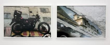 Agnès Fornells, «De l'autre côté - version1» 2016 - Escape au Frac Occitanie Montpellier